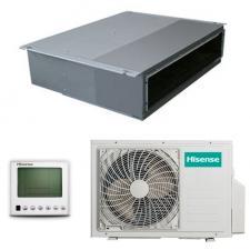 Канальная сплит-система Hisense AUD-24HX4SLH1/AUW-24H4SF