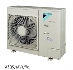 Кассетная стандартная сплит-система Daikin ACQ125D / AZQS125BY1