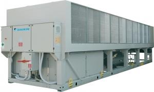 Чиллер Daikin EWADC10CFXR с воздушным охлаждением конденсатора