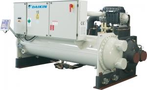 Чиллер Daikin EWWD860FZXS с водяным охлаждением конденсатора