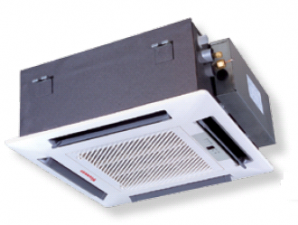 Кассетный внутренний блок мультизональной системы Pioneer KFCV45CW/MBV02CW