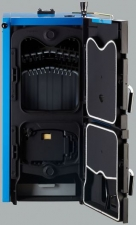 Твердотопливный котел длительного горения Buderus Logano G221-32 кВт