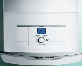 Настенный двухконтурный газовый котел Vaillant turboTEC Plus VUW 282/5-5