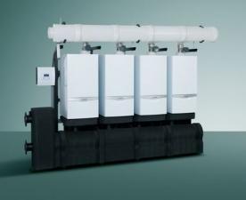 Газовый конденсационный настенный котел Vaillant ecoTEC Plus VU 1006/5-5