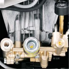 Мойка высокого давления Karcher HD 6/16 4M EUR в сером цвете