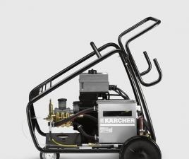 Мойка высокого давления Karcher HD 10/16-4 Cage Ex EU-I в сером цвете