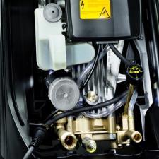 Мойка высокого давления Karcher HD 10/23-4S в сером цвете