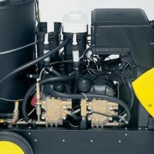 Мойка высокого давления Karcher HDS 2000 SUPER EU-I в сером цвете
