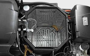 Мойка высокого давления Karcher HDS-E 8/16 -4 M 36kW EU-I в сером цвете