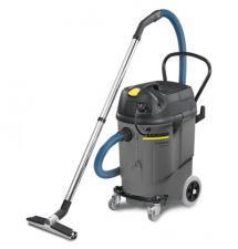 Пылесосы для сухой и влажной уборки Karcher NT 611 MWF EU в сером цвете