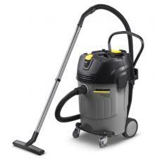 Пылесосы для сухой и влажной уборки Karcher NT 65/2 Ap в сером цвете