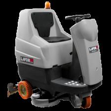 Поломоечная машина LAVOR Pro COMFORT XS-R 85 UP (с зарядным устройством STARK 24V и АКБ GEL SONNENSCHEIN  6V 180 Ah)
