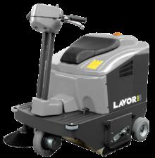 Подметальная машина LAVOR Pro SWL R 850 ET (с зарядным устройством STARK 24V и АКБ GEL SONNENSCHEIN  12V 105 Ah)