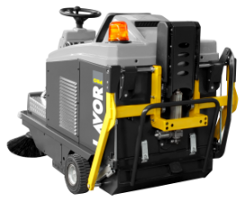 Подметальная машина LAVOR Pro SWL R1000 ET BIN-UP (с зарядным устройством STARK 24V и АКБ GEL SONNENSCHEIN  6V 180 Ah)