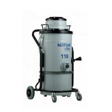 Пылесос промышленный Nilfisk 118 AU X