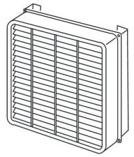 Решетка наружного блока для изменения направления выброса воздуха Mitsubishi Electric MAC-857SG