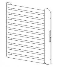 Решетка наружного блока для изменения направления выброса воздуха Mitsubishi Electric MAC-889SG